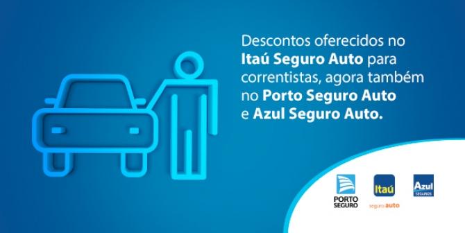 Novidades para correntistas de seguros Itaú